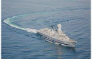 Visit of Indian Warships to Cam Ranh Bay, Vietnam 30 May- 03 June 2016