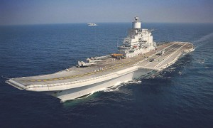 INS Vikramaditya (Image Courtesy: Defence News)