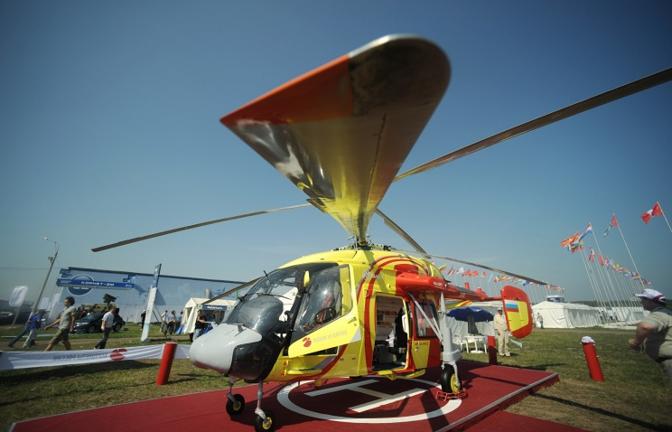 Russian Ka-226T helicopter production in India could begin in 2017 — Rostec