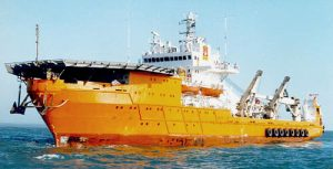 Multi Purpose Support Vessel MDL