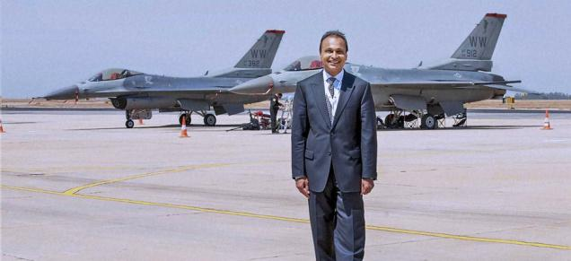 Reliance Defence seeks licence for equipment mfg in SEZs