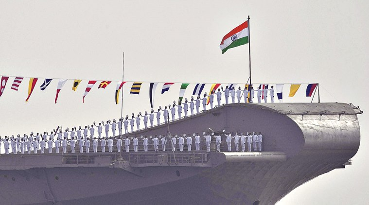 Indian Navy Enhances Security and Growth for All in Indian Ocean Region: Anytime & Anywhere