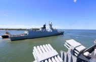 China to conduct military drills in SCS and Indian Ocean