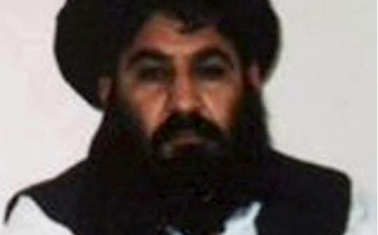 How the U.S. Tracked and Killed the Leader of the Taliban