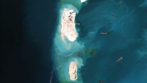 South China Sea (Image Courtesy: Defence Alert)