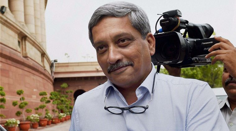 Target to raise India's defence exports to $2 billion: Manohar Parrikar