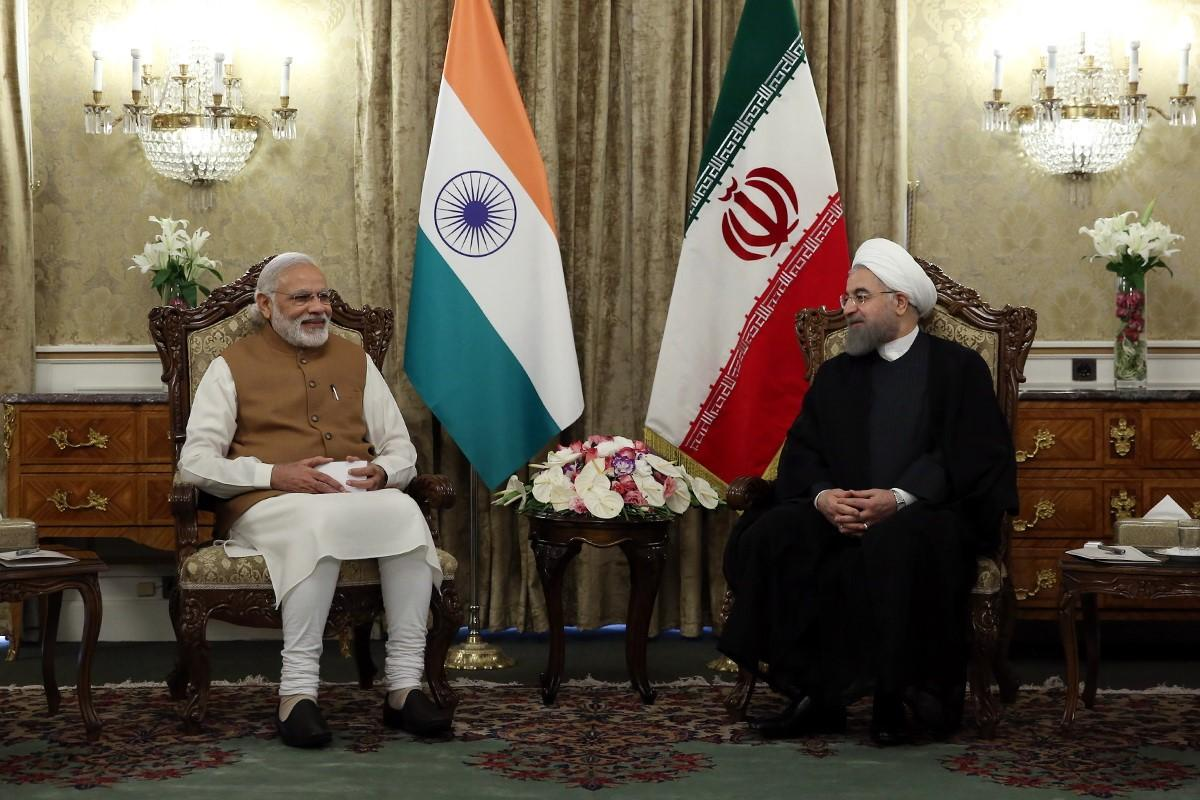 What Indian Prime Minister Narendra Modi's Visit to Iran Means for Asia