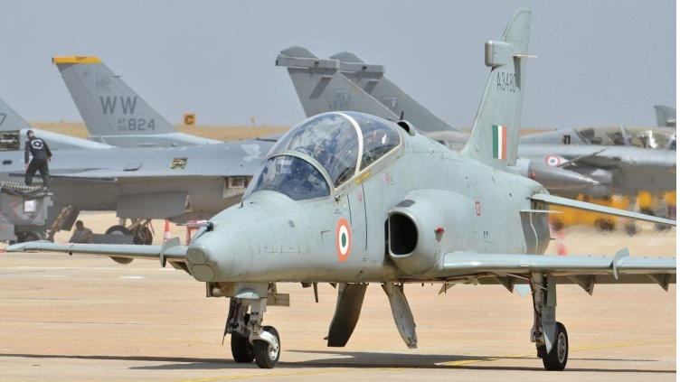 BAE Systems building Advanced Hawk demonstrator for India