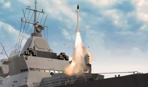 Barak-8 SAM Shield Missile System