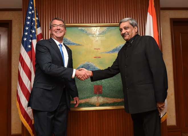 India, US discuss 'networked security architecture'