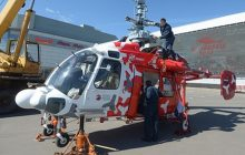 """HAL-Russian Helicopters Working on Improving KA-226T """"Technical Concept"""""""