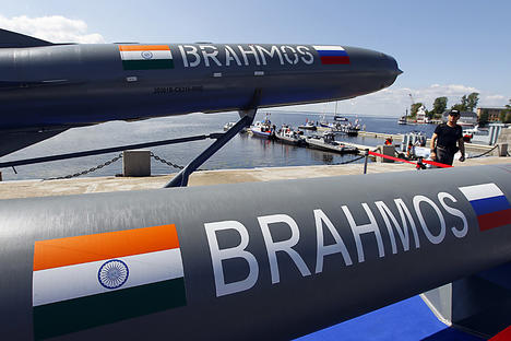 Missiles In Indian Military's Arsenal & Their Features