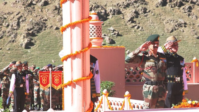 17 Years After Kargil, Army Only Has Ammo For Two Weeks' Fight