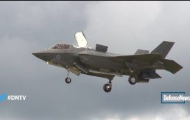 The F-35 Takes to the Skies at Farnborough