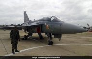 Tejas Light Combat Aircraft Takes First Flight After Joining Air Force