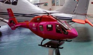 Light Utility Helicopter  (Image Courtesy: aremech.in)