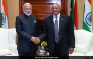 India, South Africa to deepen ties in defence, manufacturing sectors