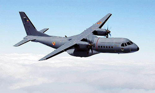 C295W completes Indian flight trials programme