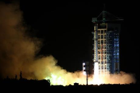 World's first quantum communication satellite 'Micius'