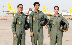 Women fighter pilots IAF India Today