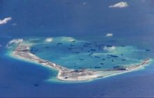 China, Russia naval drill in South China Sea to begin Monday