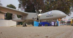 Rustom II (Image Courtesy: Defence Forum India)