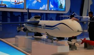Chinese WJ-600 Combat UAV (Image Courtesy: chinesemilitaryreview.blogspot.com)