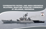 Coordinated Patrol and India-Indonesia Bilateral Maritime Exercise commence in Indonesia