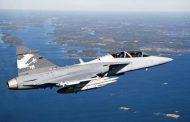 Sweden's SAAB sweetens deal for Gripen jet