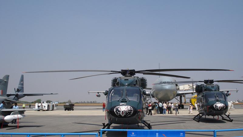 Saab Partners With Hindustan Aeronautics Limited for Transfer of Technology
