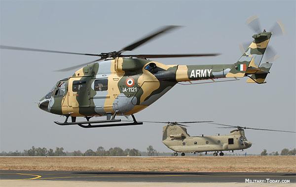 Hindustan Aeronautics 'Dhruv' helicopter row: Ecuador plans to return choppers