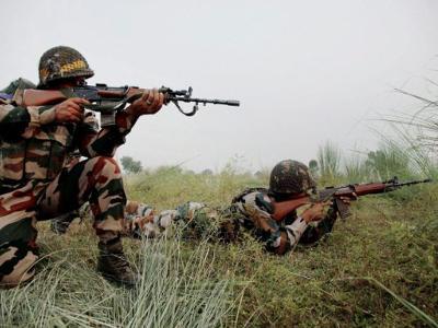 Army used artillery guns to 'destroy' Pakistani posts across LoC