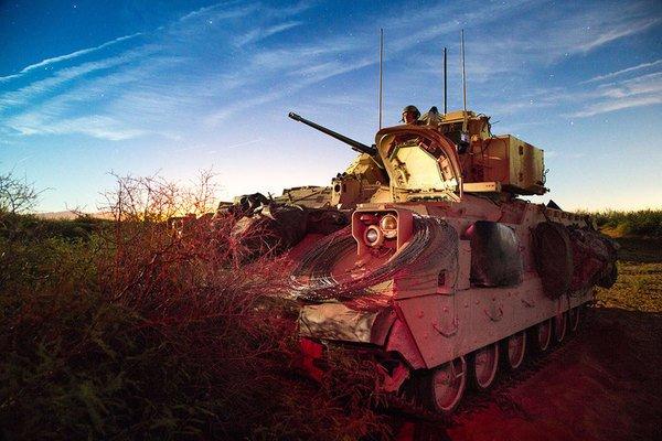 What is the Next-Gen Combat Vehicle?