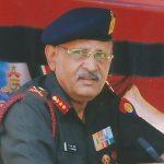 Lt Gen P R Shankar , PVSM, AVSM, VSM (Retired)