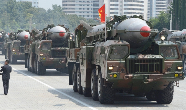 Intensified Missile Tests By N Korea, China, India and Pakistan in 2016