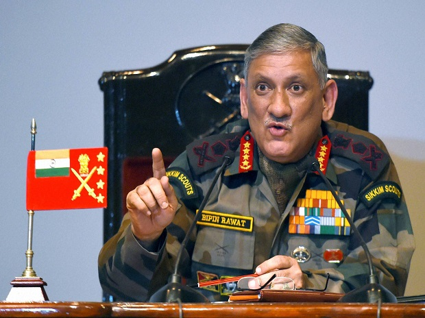 No Shortage Of Arms & Ammunition: Army Chief