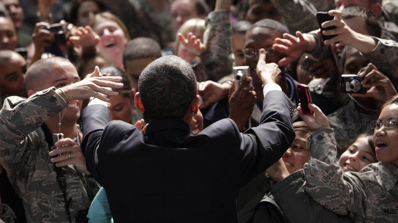 The Obama era is over. Here's how the military rates his legacy