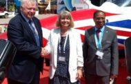 BAE Systems & HAL developed Advanced Hawk makes its debut at Aero India 2017