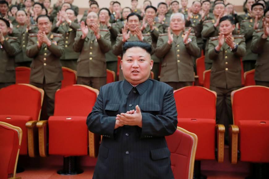 North Korean state media say China dancing to U.S. tune