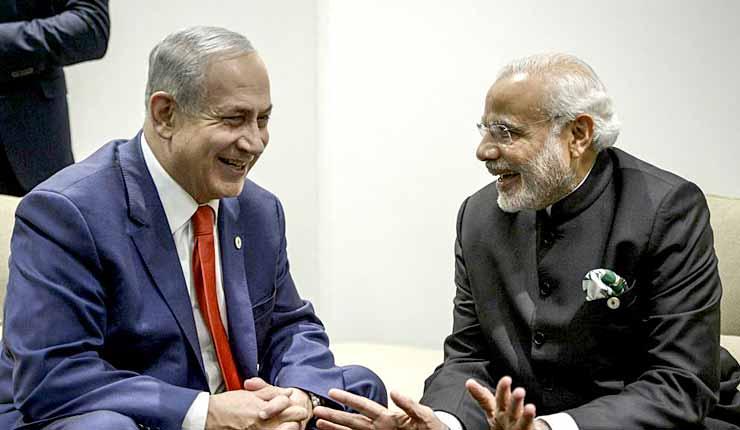 Change of policy? PM Modi will visit Israel, but skip Palestine