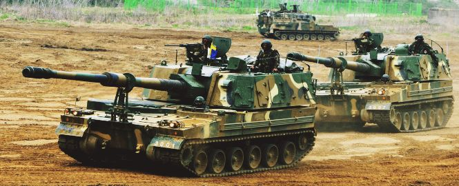 Indian Cabinet Clears $650 Million for 100 VAJRA-T Artillery Systems