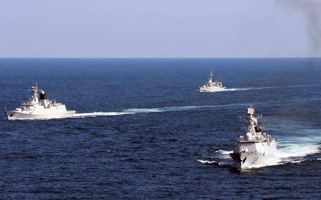 200-Strong Fleet In 10 Years, Asserts Top Naval Officer