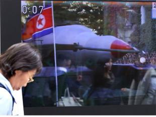 North Korea fires missiles, three reach Japan waters