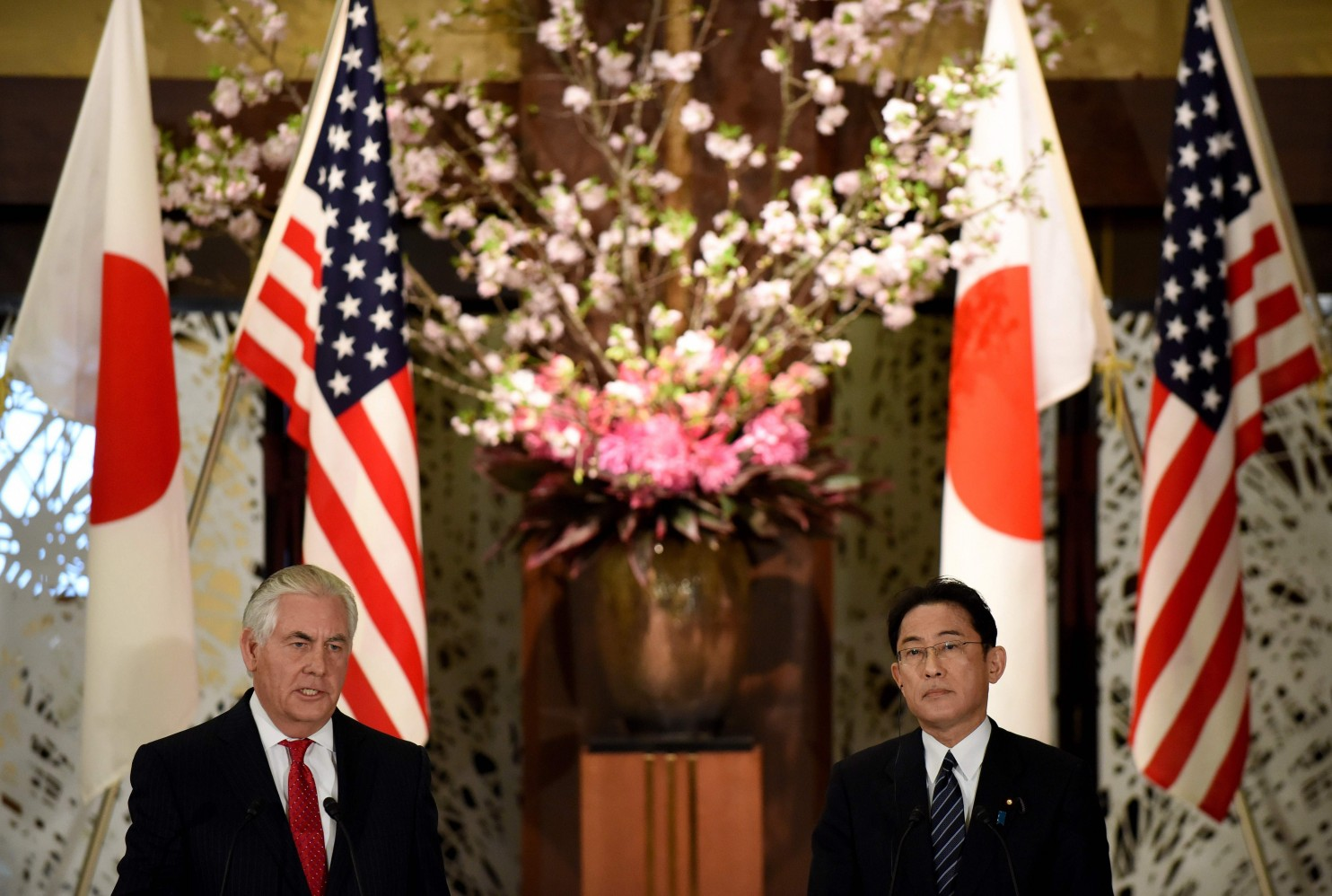 Tillerson says diplomacy with North Korea has 'failed'; Pyongyang warns of war