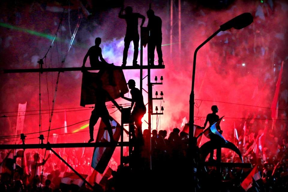 Loose Springs of the Arab Spring