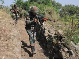 268 Ceasefire Violations by Pak Troops Along LoC in Last 1 Year