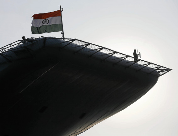 India's Warship Builders Enjoy Premium Position in World: Lanba