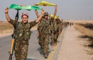 Syria's Kurds March on to Raqqa and the Sea