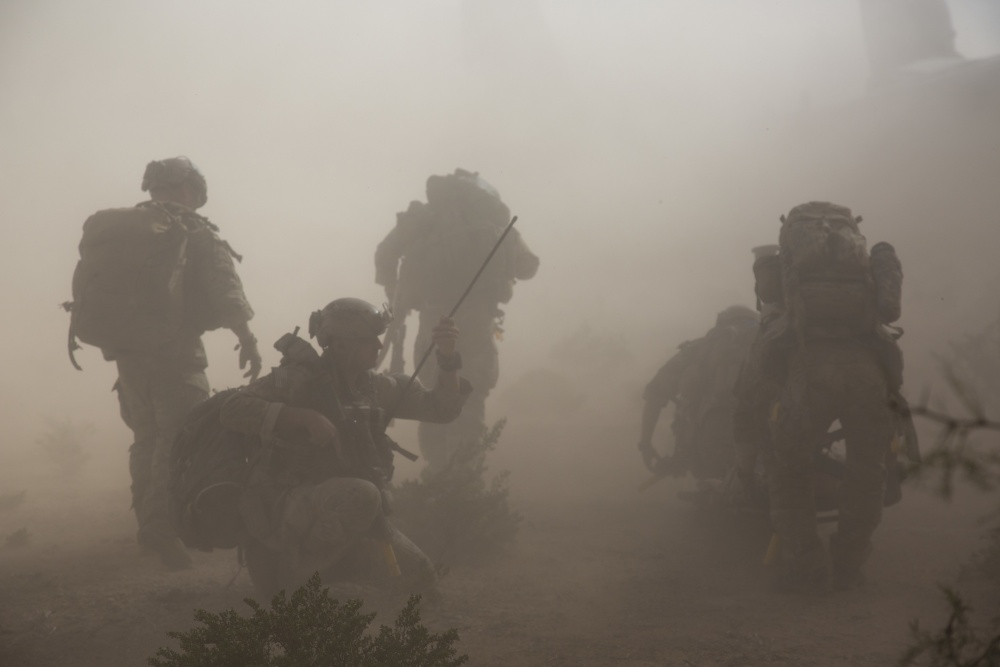 US Army Special Ops Commander Lifts Curtain on 2035 Strategy