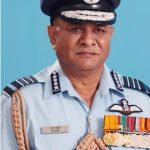 Air Chief Marshal PV Naik, PVSM VSM ADC